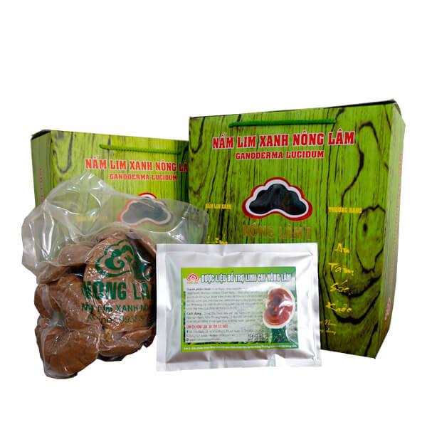 Nấm lim xanh nông lâm cao cấp sản phẩm chất lượng hảo hạng