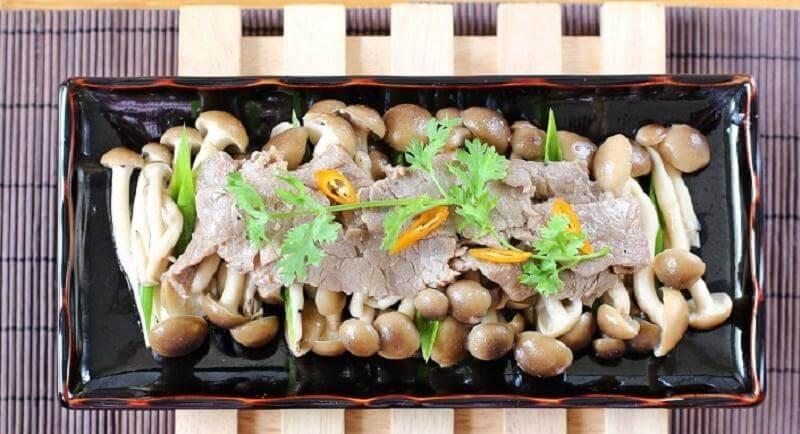 nam linh chi nen nau voi mon gi - 8 món ăn ngon, bổ dưỡng từ nấm linh chi