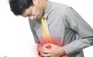 Đau dạ dày khiến người bệnh luôn cảm thấy khó chịu