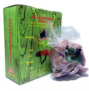 Nấm lim xanh Nông lâm có mức giá khoảng 4.000.000 đồng/kg