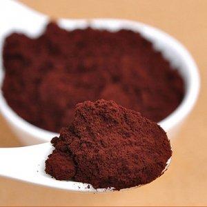 Nghiền nấm linh chi đỏ nguyên tai thành bột