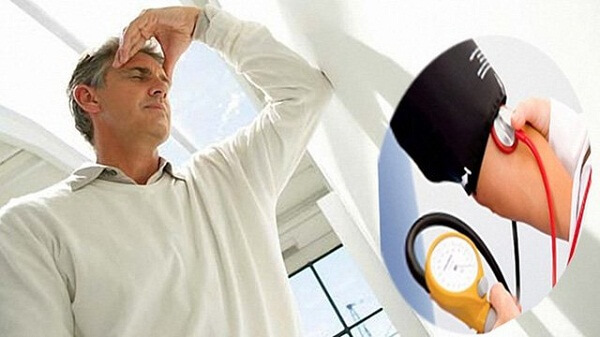 High blood pressure causes many dangerous complications