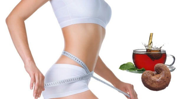 There are many methods to lose weight with Ganoderma