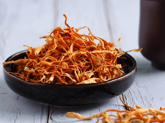 Đông trùng hạ thảo Nông Lâm với chất lượng hàng đầu