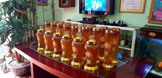 Rượu đông trùng hạ thảo Việt Y Đường cho chất lượng hoàn hảo