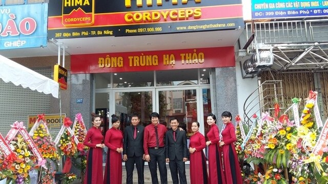 Cordyceps Hima has many showrooms and distributors nationwide