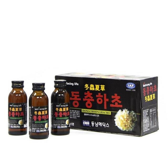 Additional popular drink in Korea