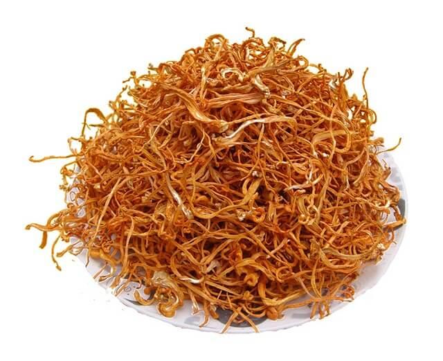 Trùng thảo khô thương hiệu Anh phương