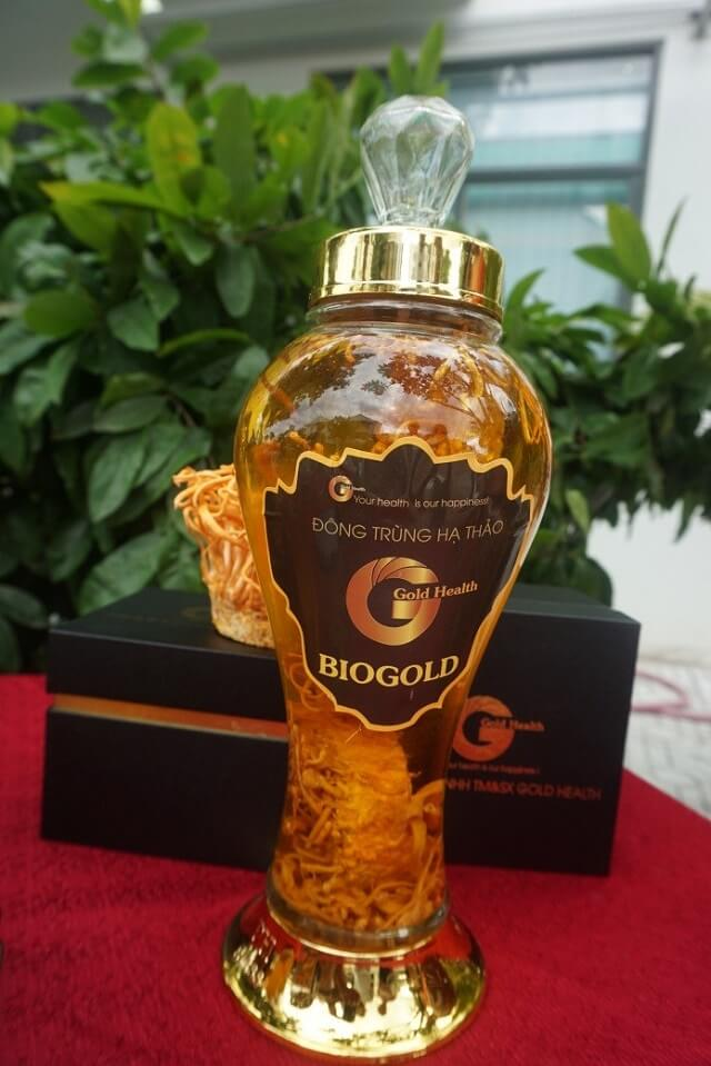 Biogold cordyceps liquor of 1 liter type