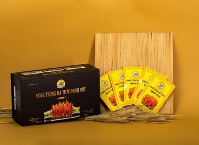 Đông trùng hạ thảo Minh Đức luôn đứng đầu về chất lượng trên thị trường Việt