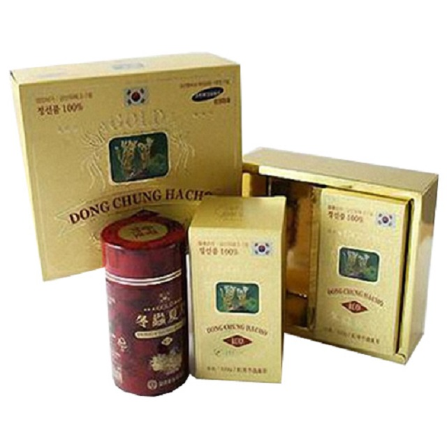 Cordyceps Red Gold brand is being trusted by many customers