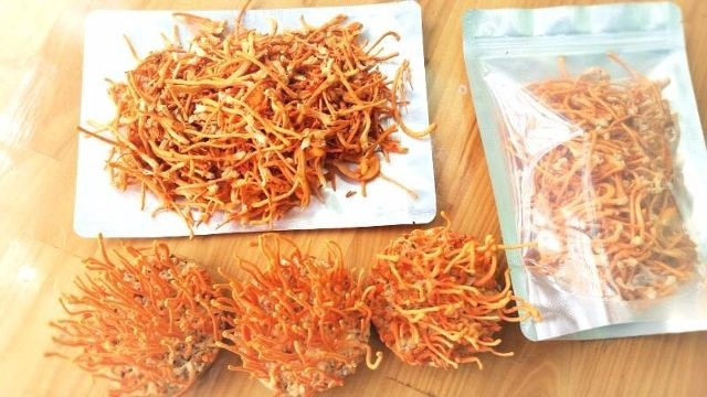 Cordyceps Truong An brand is highly appreciated for its quality