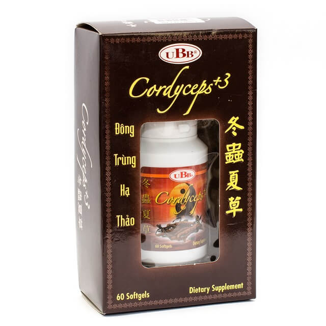 Use UBB Cordyceps +3 as instructed to get the best effect