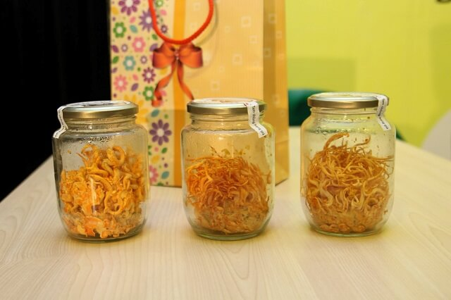 Vietfuji cordyceps is of stable quality, fully tested