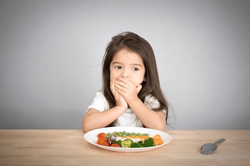 Suy giảm hệ miễn dịch khiến trẻ lười ăn, chán ăn