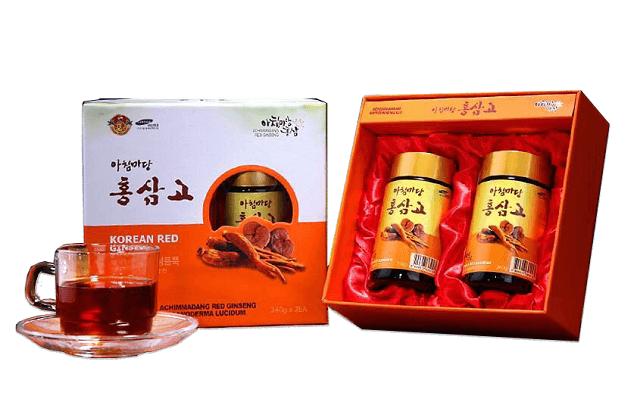 Nấm linh chi Achimmadang luôn mang đến cho khách hàng sự hài lòng khi sử dụng