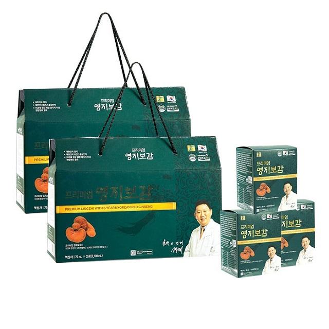 Nấm linh chi Chong Kun Dang mang đến nhiều lợi ích cho sức khỏe