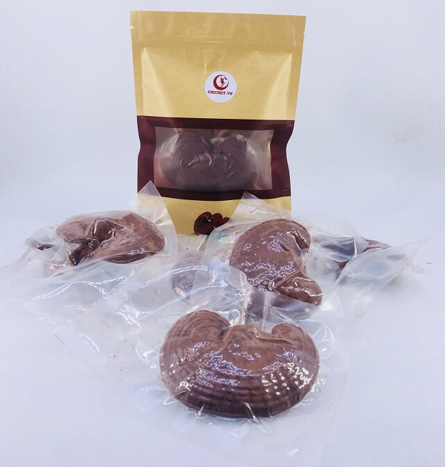 Ganoderma Cricket has a positive effect on the circulatory system