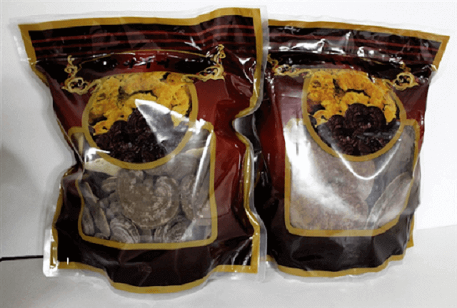 Ganoderma doses are used depending on the subject