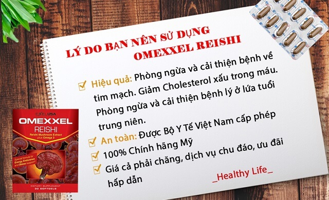 Ganoderma Omexxel is highly appreciated for its nutritional composition