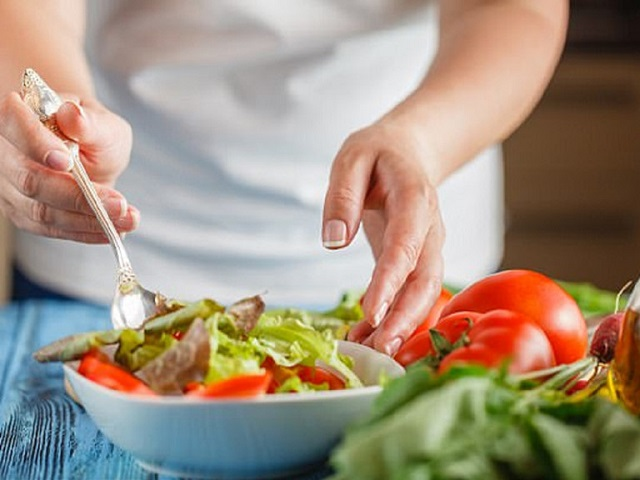 Eat in moderation to have a good health