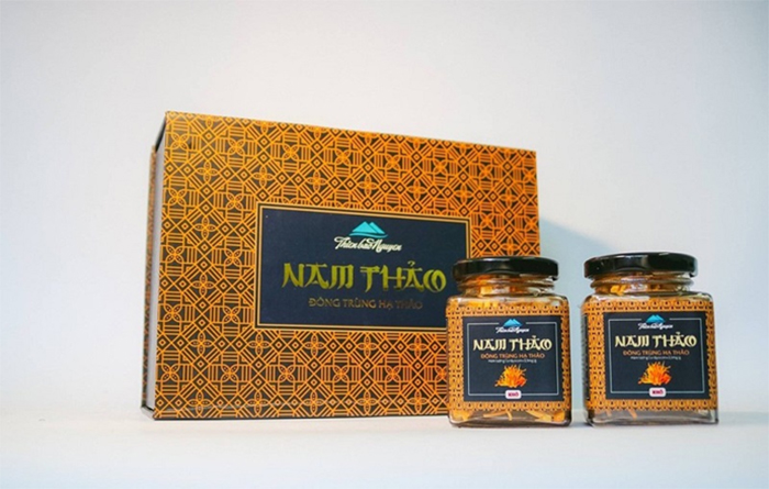 Đông trùng hạ thảo Nam Thảo được khách hàng đánh giá cao