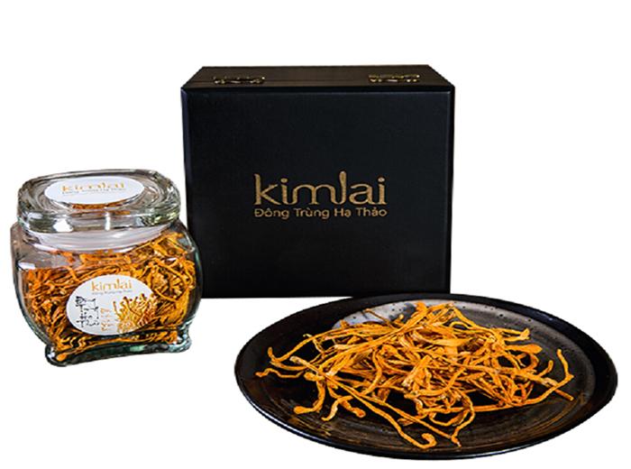 Đông trùng hạ thảo Kim Lai là thương hiệu có nổi tiếng tại Phú Quốc