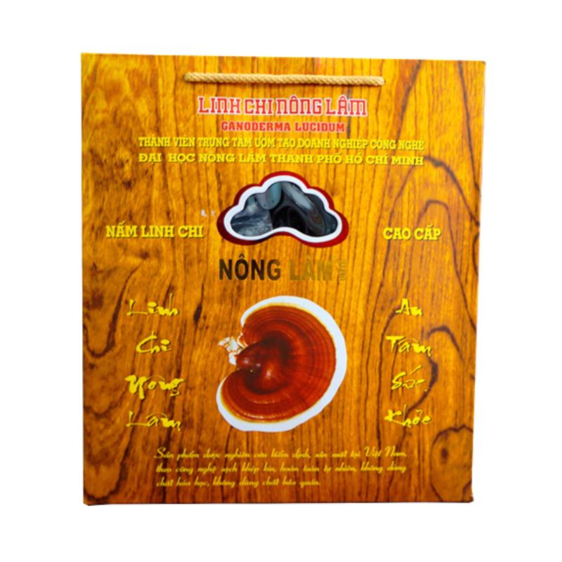 Sản phẩm cao cấp của Linh Chi Nông Lâm.