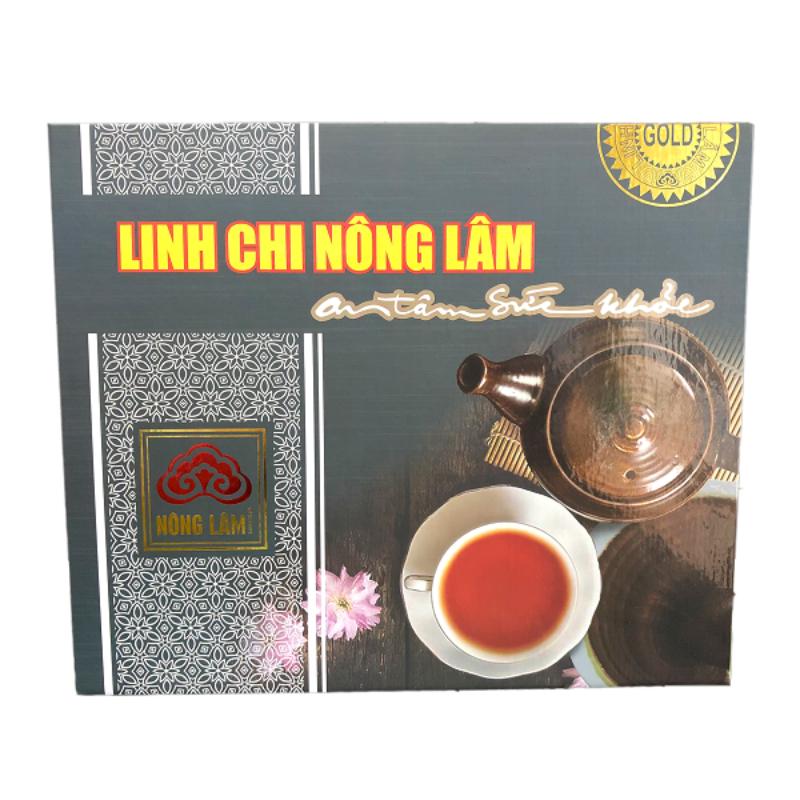 Sản phẩm chất lượng của Linh Chi Nông Lâm.