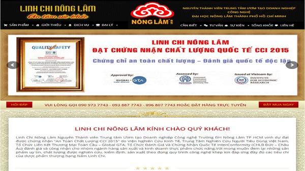 Địa chỉ bán nấm linh chi chất lượng, uy tín ở Quảng Trị
