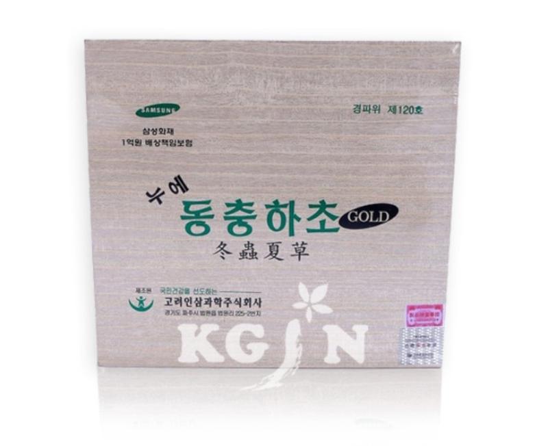 Đông trùng hạ thảo của hệ thống KGIN.