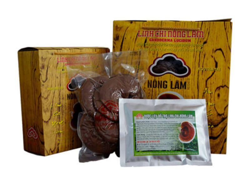 Công ty CPTM Tâm dược chuyên cung cấp các sản phẩm về Nấm Linh Chi